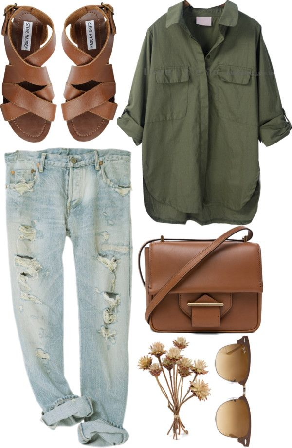 outfit summer polyvore