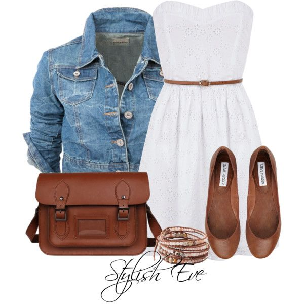 best summer Polyvore outfits ideas