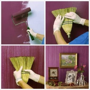 diy wall painting ideas for living room