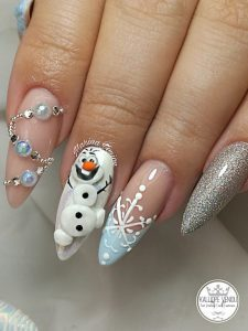 adorable 3d new year nails art designs you will simply