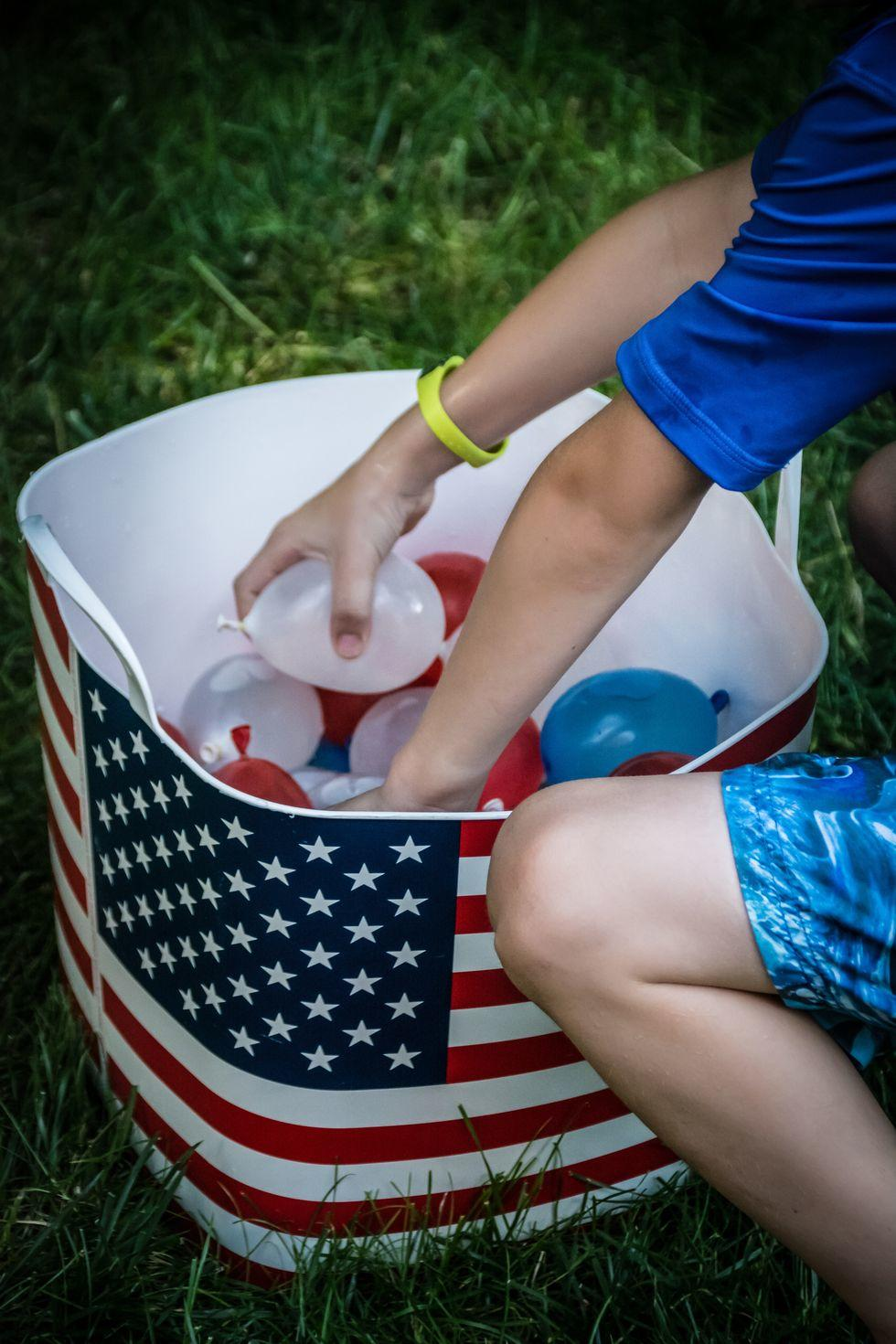 independence day games activities
