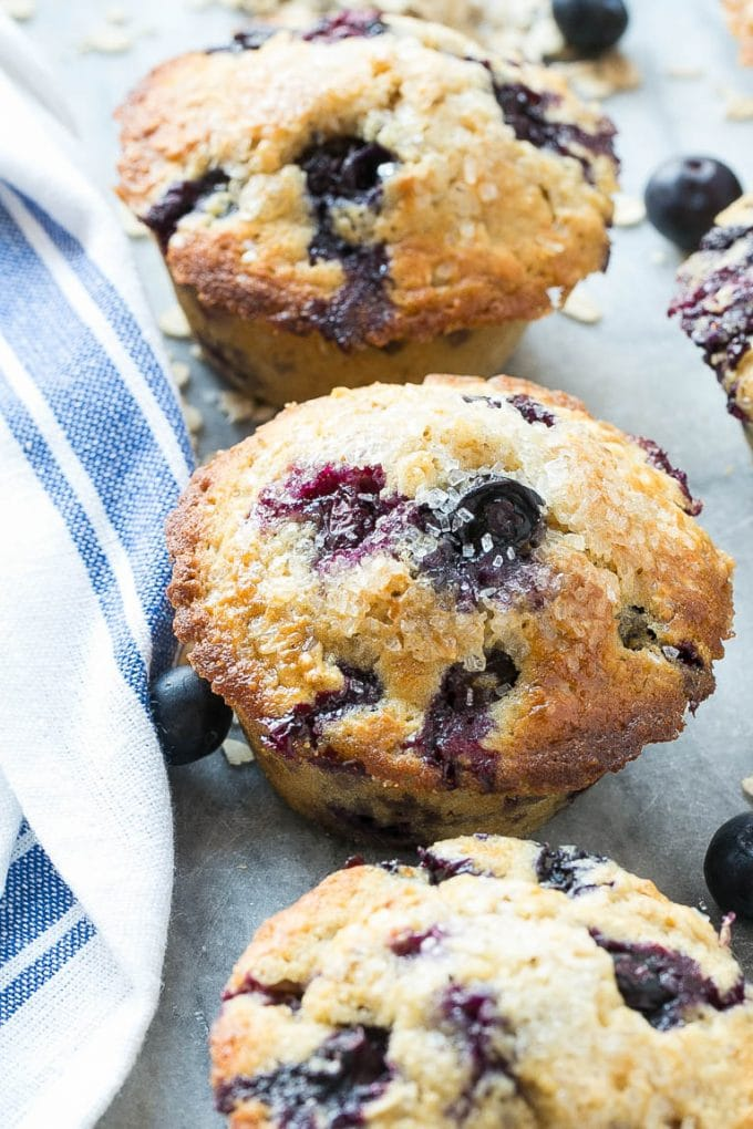 Easy To Prepare 5 Fruit Flavored Muffins Recipes