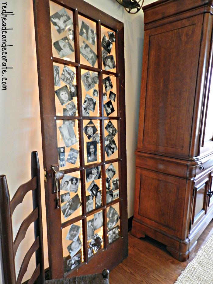 Re-purpose Old Wooden Door
