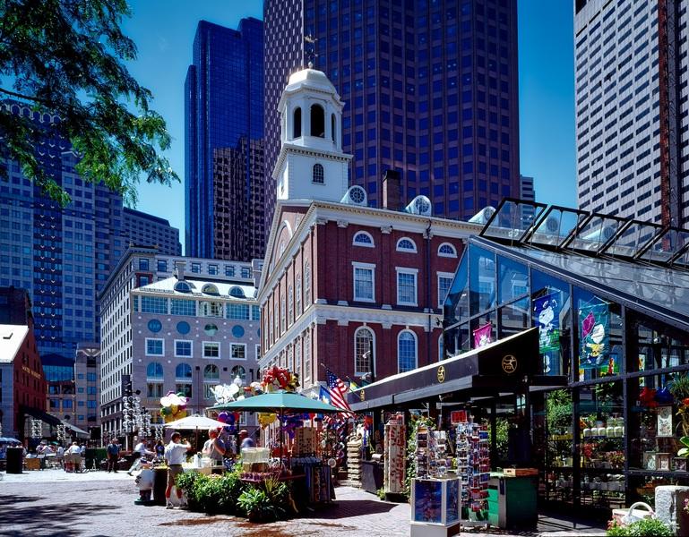 tourist attraction in Boston