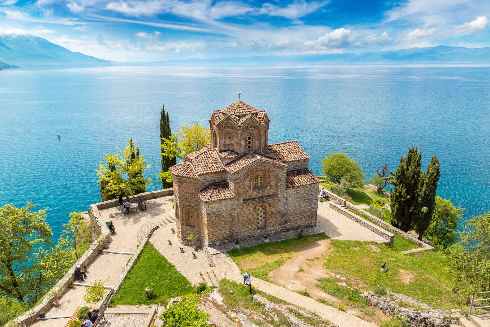 Beautiful places in North Macedonia