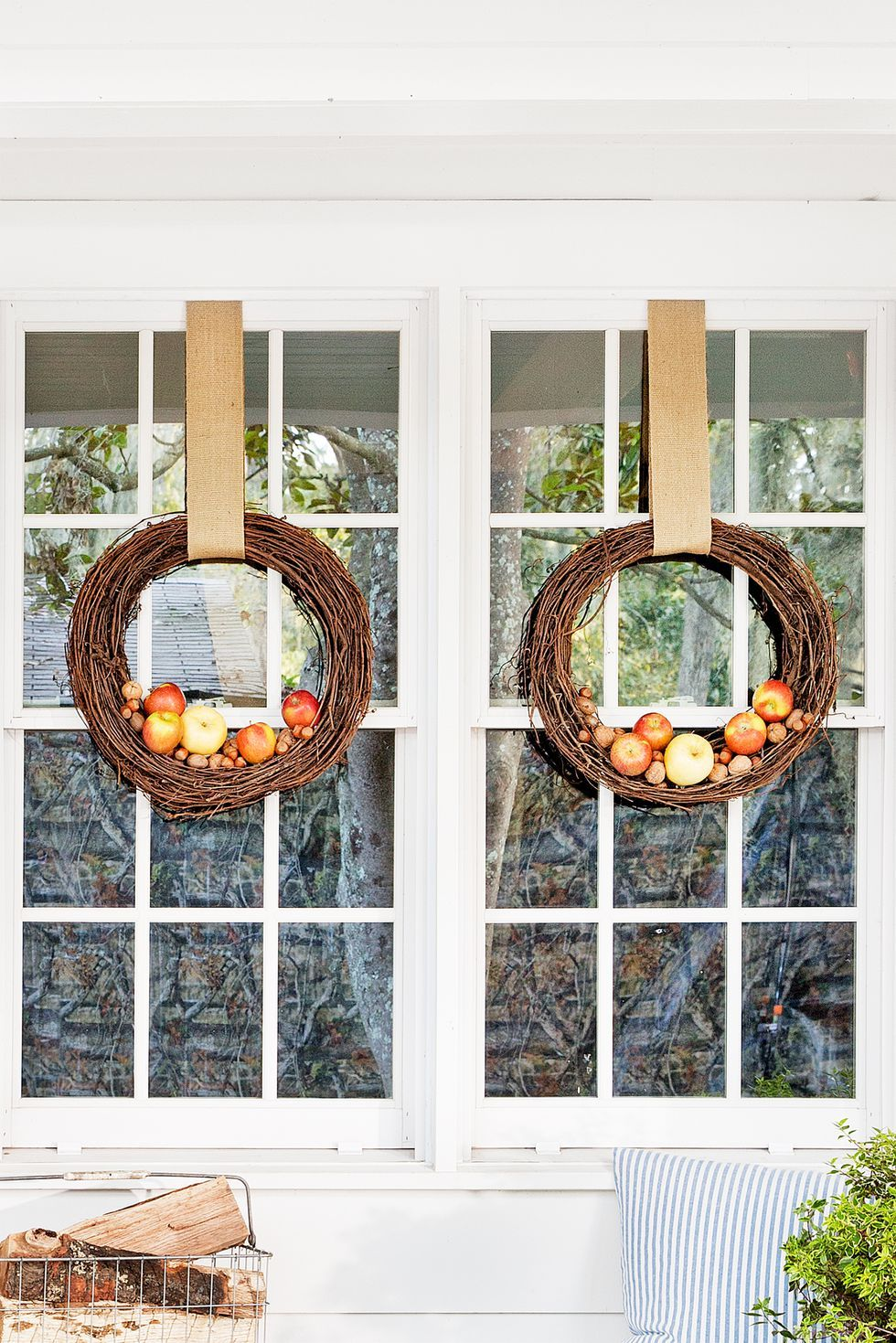 fall wreaths decoration