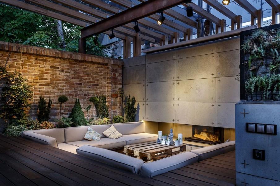 stunning patio design