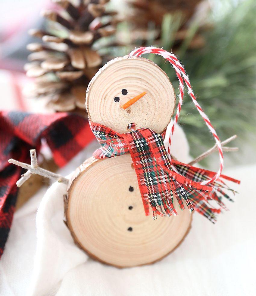 cool DIY Christmas ornaments