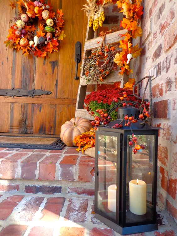 diy thanksgiving decorations