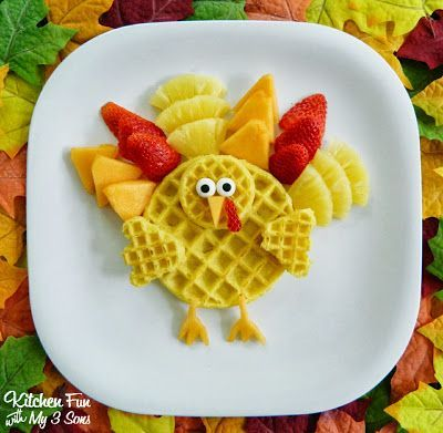fun kid thanksgiving food ideas