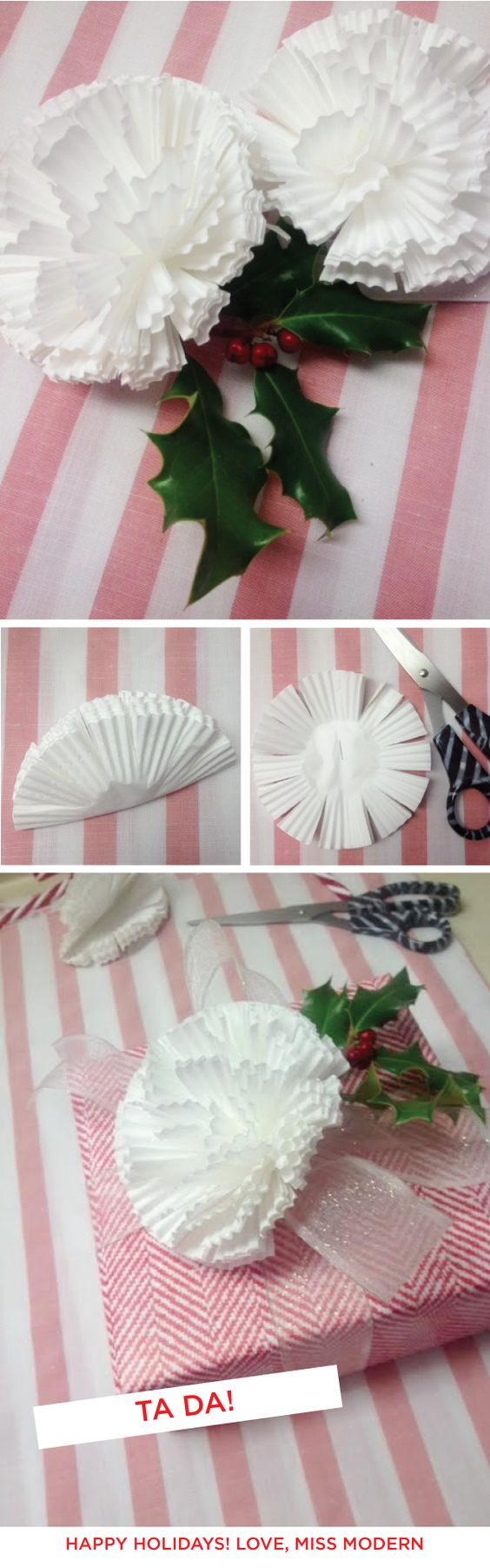 cool ways to wrap a gift
