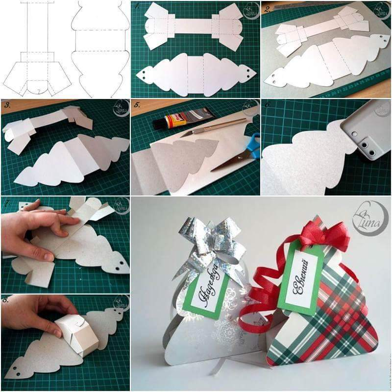 how to wrap christmas presents beautifully
