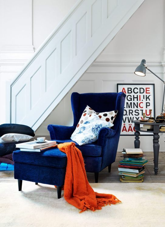 how to design your reading spot