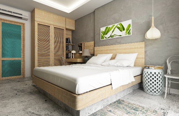 design a small bedroom