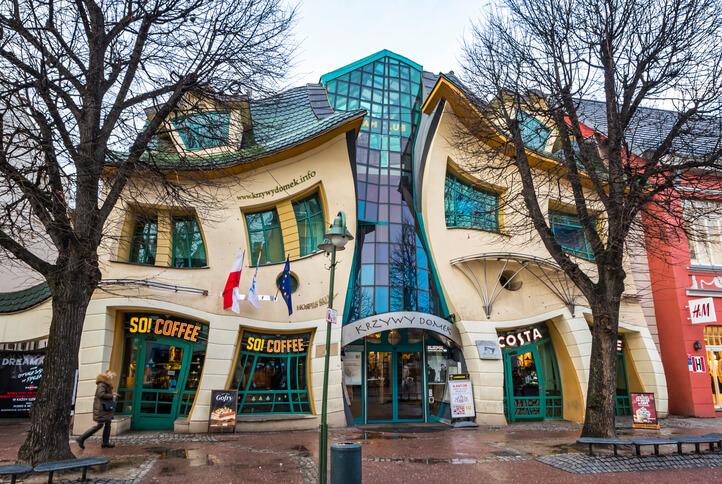 weird architecture