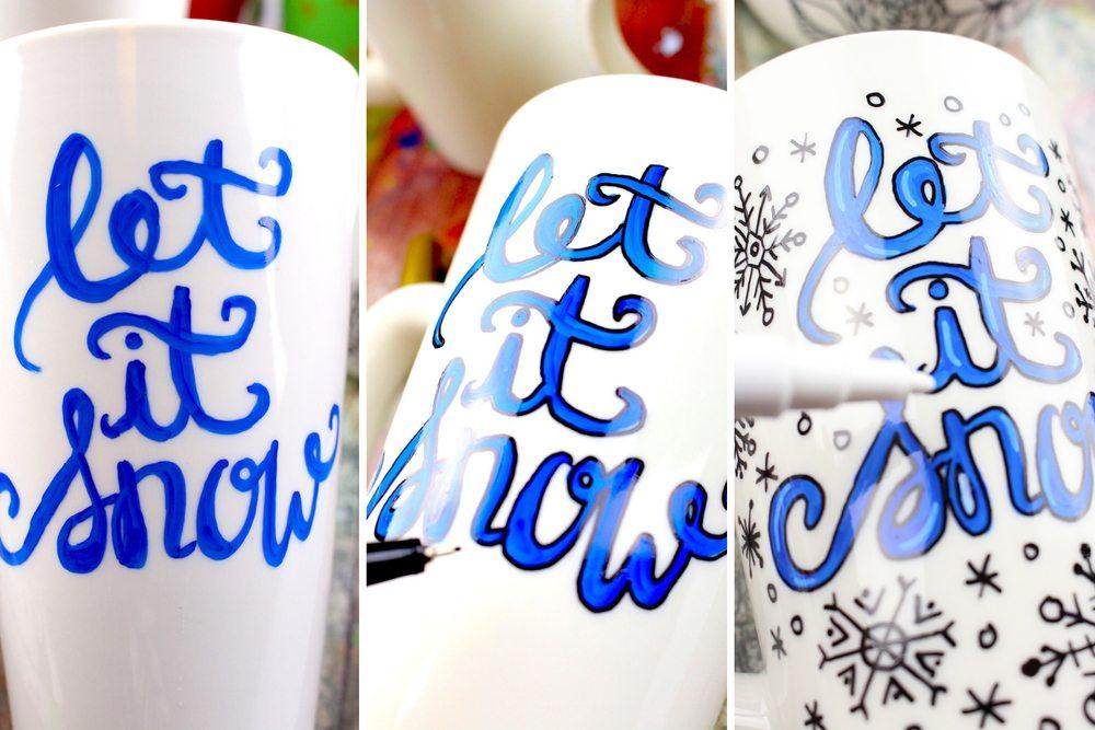 christmas mug designs