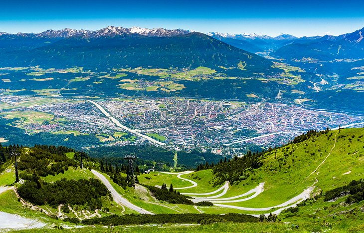 what to see in Innsbruck