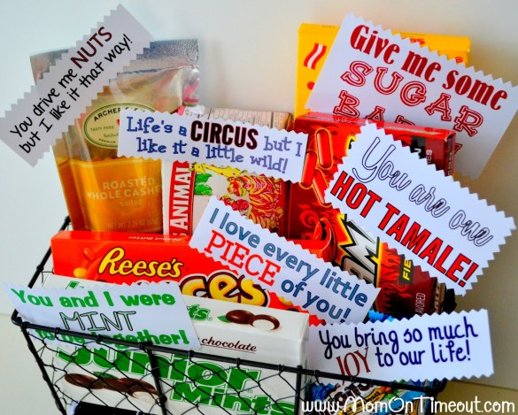 sweet basket diy
