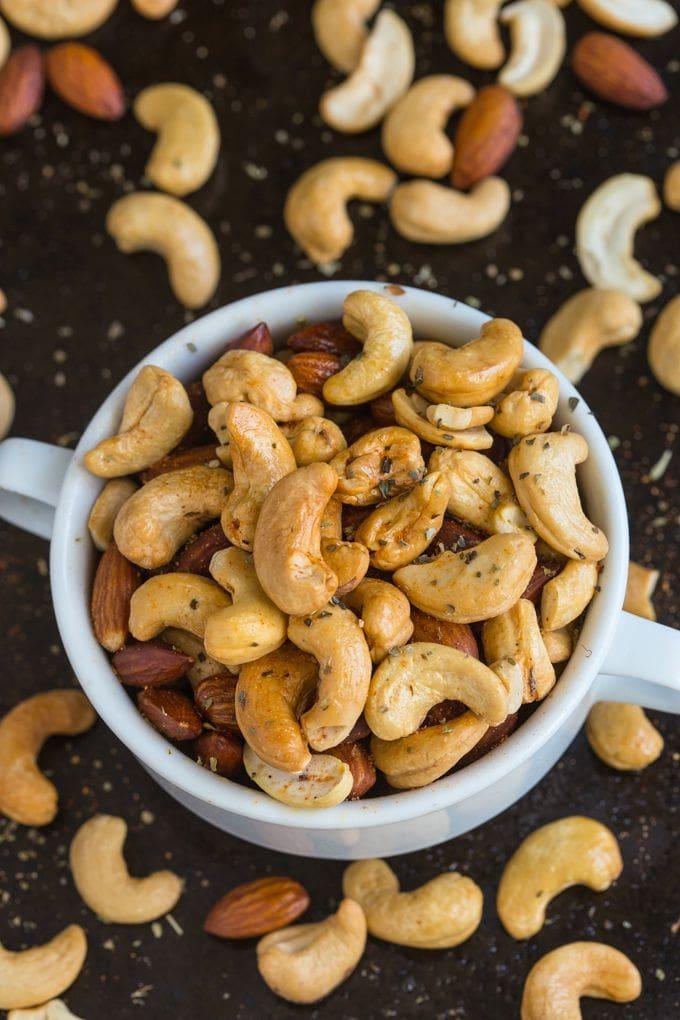 healthy snacks recipes easy