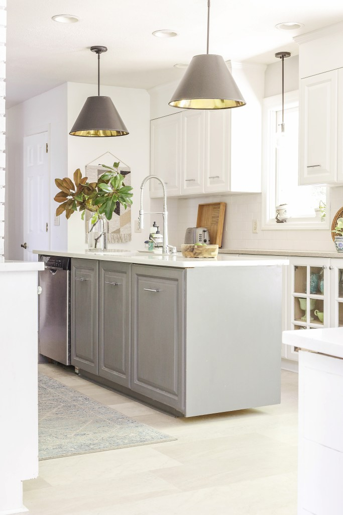 inexpensive kitchen refresh