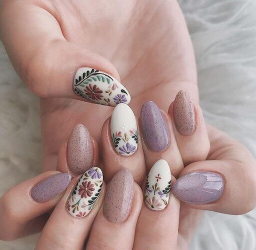 spring manicure trends