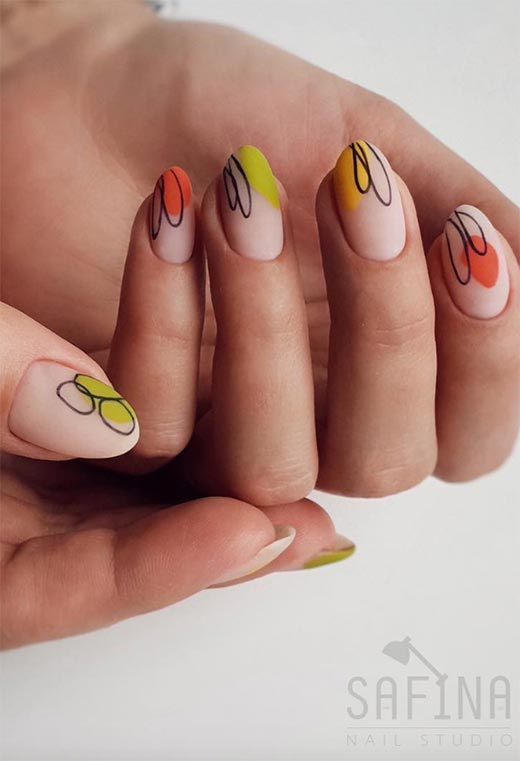 2021 nail color trends