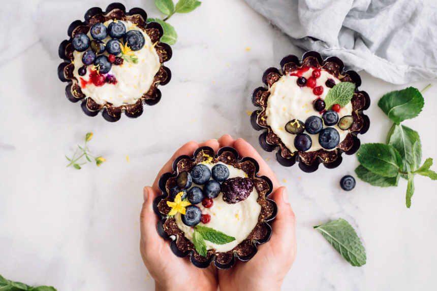 vegan raw desserts recipes