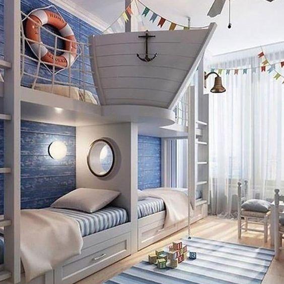 bunk beds designs