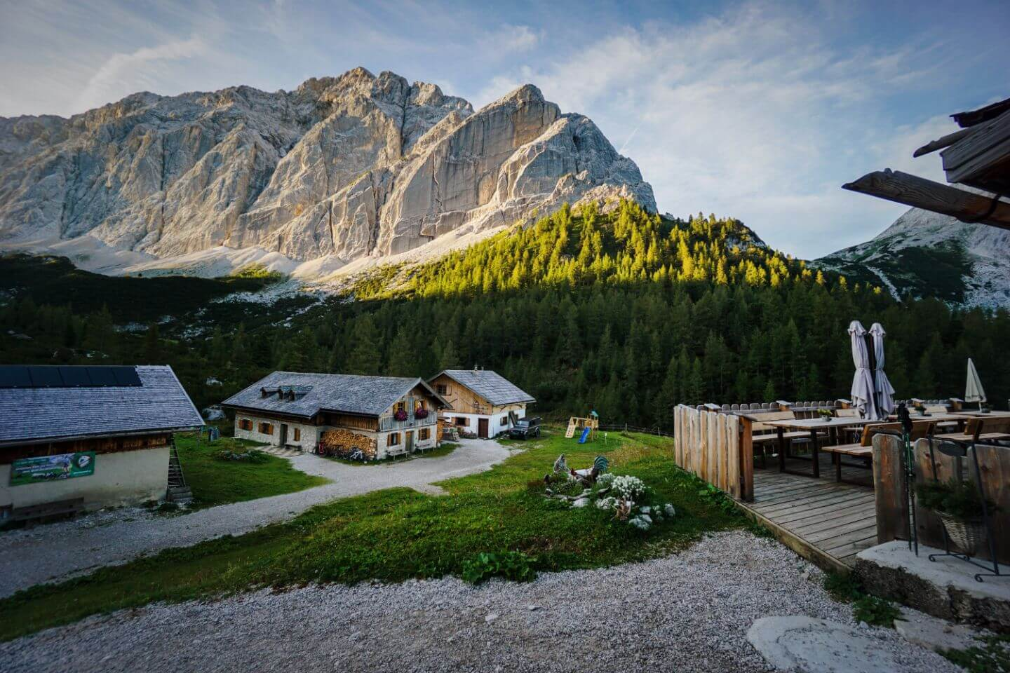 best multi day hikes in europe