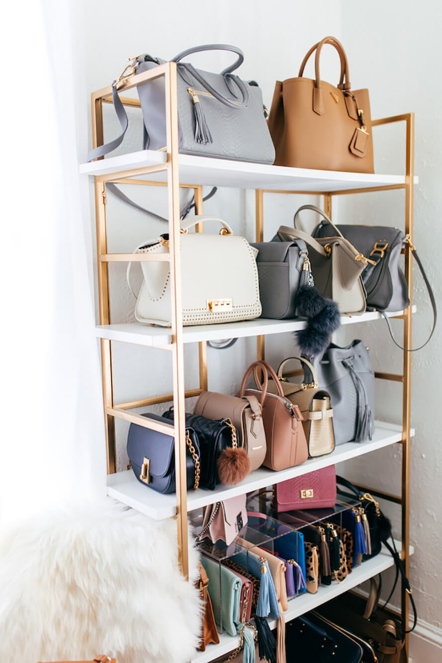 how to organise and declutter your wardrobe