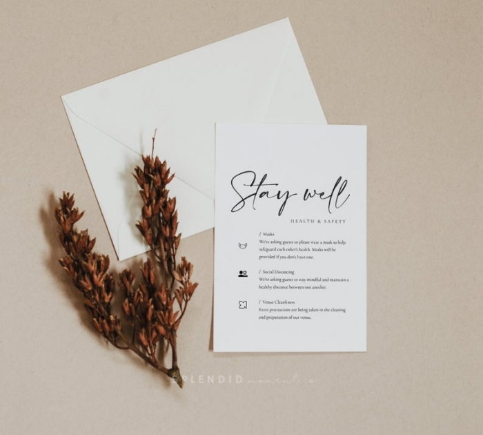 covid 19 wedding guidelines for guests