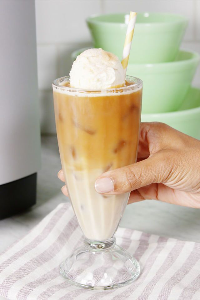 easy iced coffee recipes