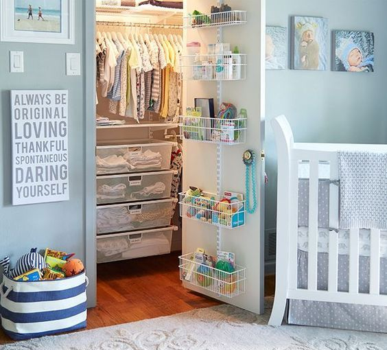 nursery organization tips