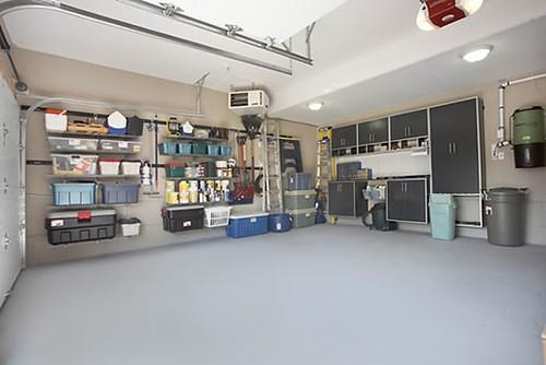 garage makeove