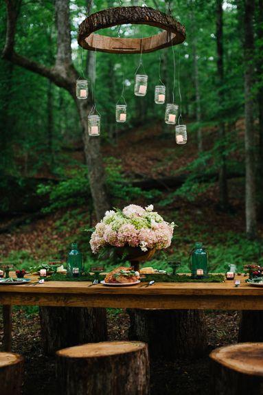 tree logs ideas