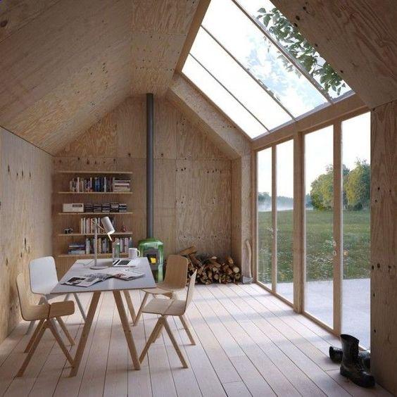 unique outdoor office ideas