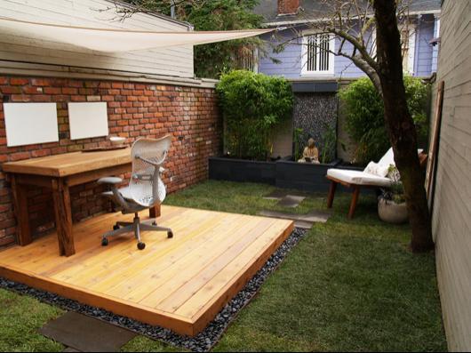 cheap garden office