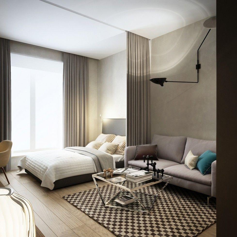 studio apartment decor