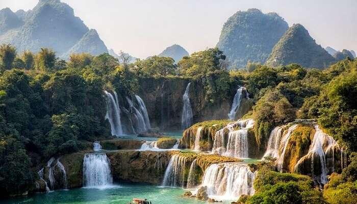 world famous waterfalls