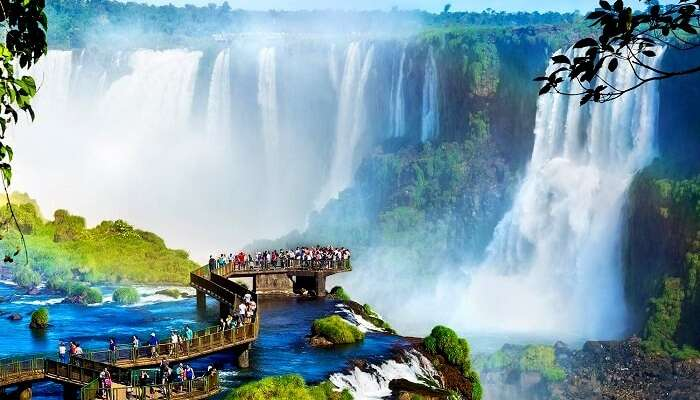 the most beautiful waterfall