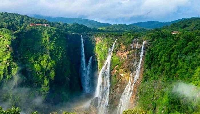 waterfalls around the Globe