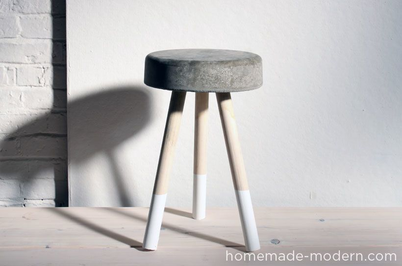 diy cement projects at home