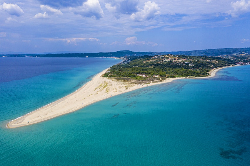 beaches to see in greece