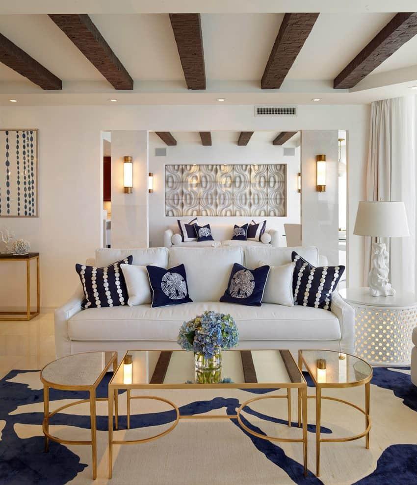 decorating ideas for nautical living room