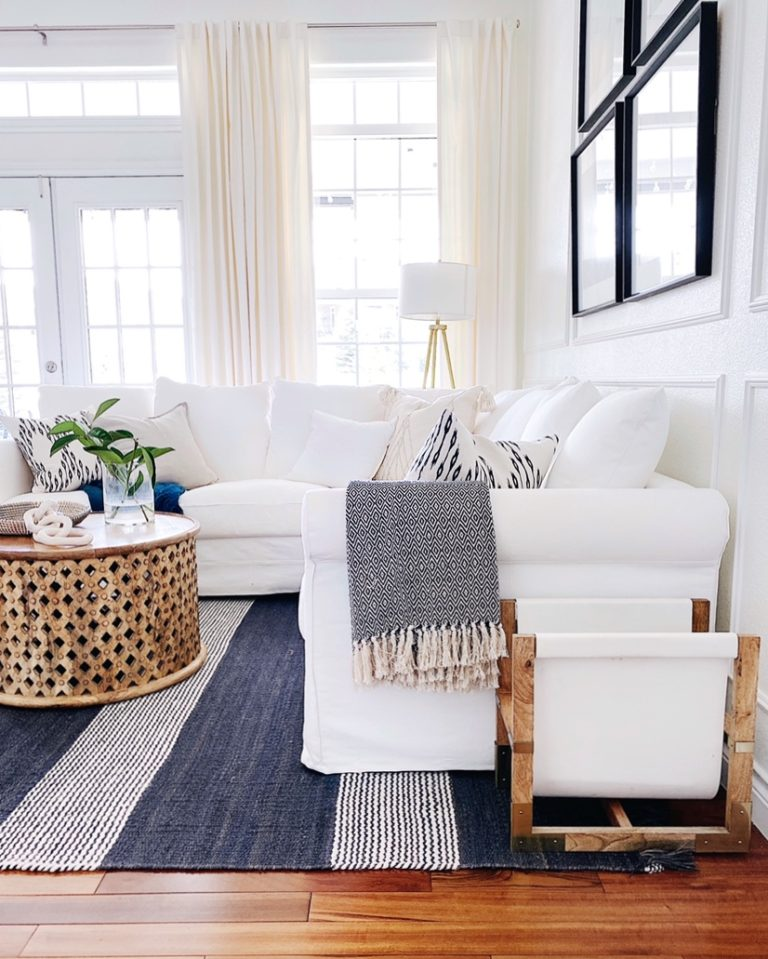 how to add nautical details to your home