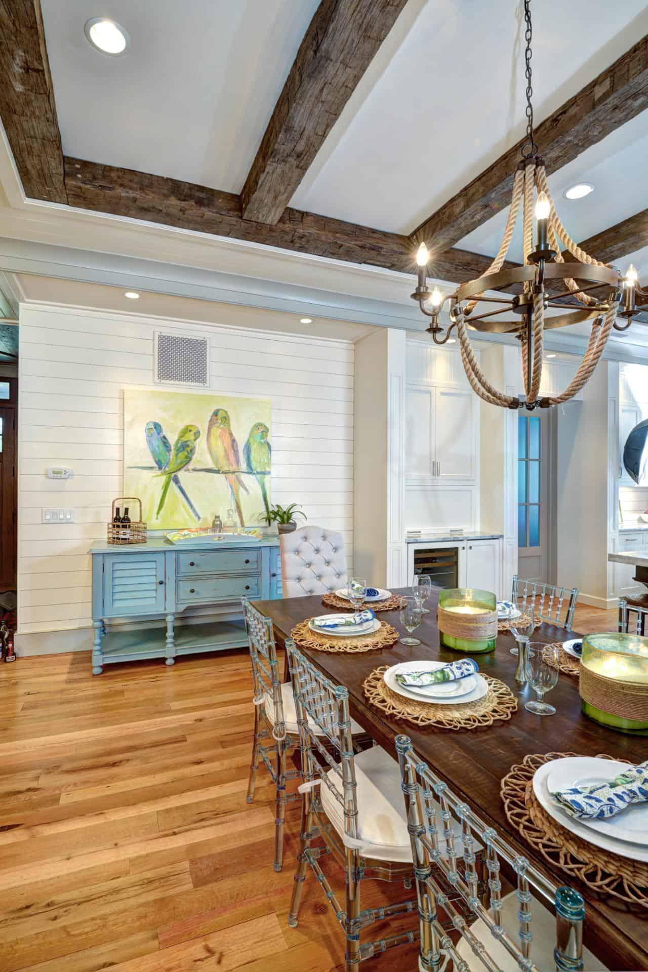 nautical themed house