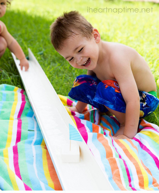 how to entertain your kids in summer