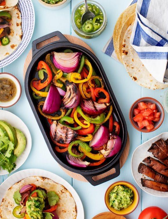 summer dinner ideas vegetarian